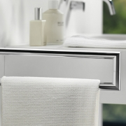 Kubic cool ambiente toallero doble